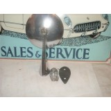 Door Mirror, used original Guide Y-50 Original. 1953-1962 Corvette