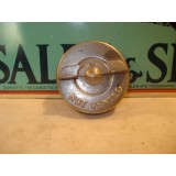 "Gas Cap, Non-Vented, original with ""S"" and ""SMC Stampings"