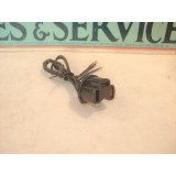 Headlight Bulb & Flasher 3 Prong Wiring Pigtail, New Pair.  Fits many cars / Trucks and Many years