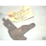 Door Jamb Body Lock Pillar Weatherstrip Seal, Convertible, Upper Rear LH.  NOS GM 14100365.  86-96 Corvette