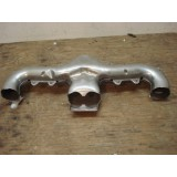 Exhaust Manifold Heat Shield, Passenger Side Inner & Outer.  84-91 Corvette