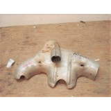 Exhaust Manifold Heat Shield, Original.  Fits LH or RH side.  84-91 Corvette