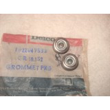Wiper Motor Mount Grommet, NOS GM 22049533 Pair.  76-89 Buick, Cadillac, Chevy cars, Oldsmobile