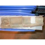 Dash Panel Fiberglas Extension , Lower LH, Original GM 331801.  73-82 Corvette