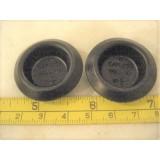 "Floor Pan Plugs, 7/8"" Plastic, New Pair."