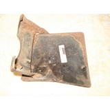 Gas Tank Filler Door, Original.  61-62 Corvette