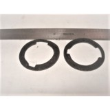 Door Lock Gasket, New Pr.  56-82 Corvette, Camaro, Chevy cars, Chevelle, Chevy II, Nova, Oldsmobile