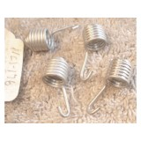 Headlight Bulb Cup Adjusting Spring, Set of 4. 60-82 Chevy, Corvair, Corvette, Olds