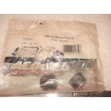 Wiper Motor Mount Grommet, NOS GM 22049531 Pair. 62-81 Buick, Corvair, Chevy, Nova, Chevelle, Camaro, Corvette, More