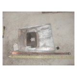 Antenna Ground Plate, Original.  74-77 Corvette