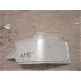 Exhaust Pipe Heat Shields, Rear Pipe, Original.  86-90 Corvette
