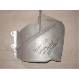 Exhaust Catalytic Converter Heat Shield, Driver Side LT5 Original.  90-95 Corvette