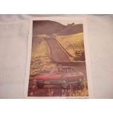 Dealer Sales Brochure, 1964 Corvette, New