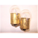 Light Bulb, #67, Pair.  New