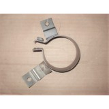 Exhaust Extension Clamp to Body, Parts only.  53-55 Corvette