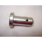 Brake Pedal Arm Pin, New.  53-62 Corvette