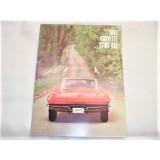 Operations Manual, New, 1956 Corvette