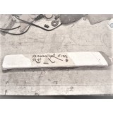 Body Bonding Strip, Passenger Side Upper Fender to Lower Fender at Headlight & Wheel Opening, New. 1958-1961 Corvette