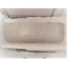 Door Arm Rest / Glovebox section, Passenger Side, New.  53-55 Corvette
