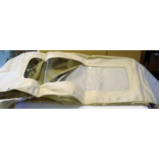 Soft Top Cover, Tan Canvas, New.  55 Corvette
