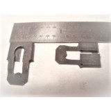 Door Lock Rod Retainer Clip, New Pair.  56-82 Buick, Cheyy cars, Cadillac, Corvette, Olds