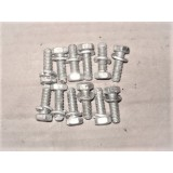 "Bolt, Set/12 5/16-18 x 1"" w/Lock Washers, New."
