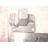 Wiper Motor Switch Cable Mount Bracket, New.  55-57 Chevy without washer.