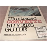 Corvette Illustrated Buyers Guide, 53-67, by Michael Antonick, New