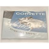 Operations Manual, 1958 Corvette, New