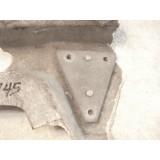 Deck Lid / Trunk Hinge Tower Mount Nut Plate, Original.  58-62 Corvette