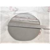 Door Mirror Glass, New.  53-62 Corvette
