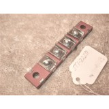 Headlight Wiring Junction Block, 4 terminal 6V, New.  37-55 Chevy Cars, Commercial, & Utility Trucks