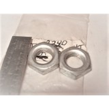 Hard Top Mount, Rear Hold Down Anchor Jam Nut, New.  56-75 Corvette