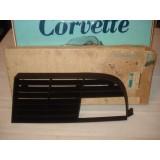 Grille, Outer RH, NOS GM 34548.  75-79 Corvette