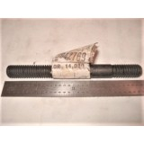 Hard Top Rear Bow Lock Mount Stud, NOS GM 3942769.  68-75 Corvette
